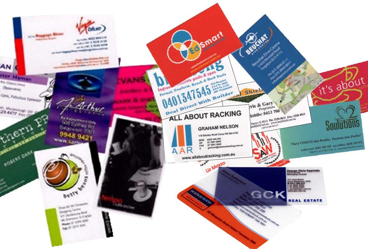 Business Cards Printing - NEON PRINTERS